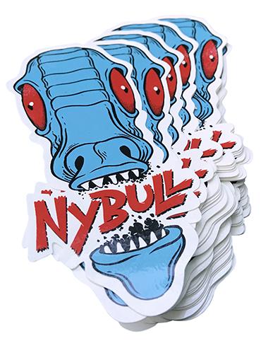 Nybull Stickers
