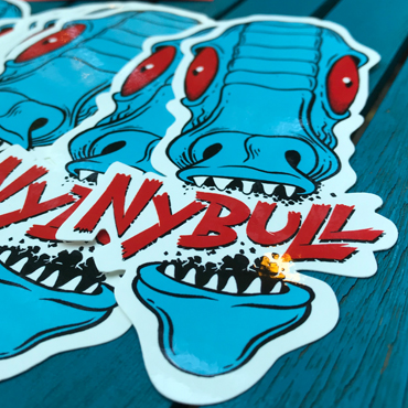 Nybull Stickers